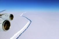 ANTARKTIKA - Antarktika 1992'Den Beri 3 Milyon Ton Eridi