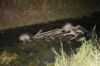 ADLİ TIP KURUMU - Aracıyla Sulama Kanalına Düşen Yaşlı Adam Öldü