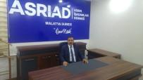 ASRİAD Başkanı Özel'den Bayram Mesajı