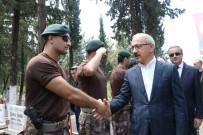 Bakan Elvan Açıklaması 'Kandil'de PKK'nın Tepesine Biniyoruz, Kökünü Kurutacağız'