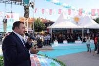 ÖZBURUN - Bakan Eroğlu, Bolvadin Ve Çay İlçelerinde 20 Adet Tesisin Temelini Attı