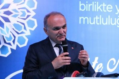 Bakan Özlü Açıklaması 'Türkiye'nin Tek Açığı Var Orada Teknoloji Açığıdır'