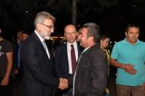 TANER YILDIZ - Başkan Çolakbayrakdar Gece Gündüz Sahada