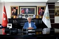 SAHUR - Başkan Toprak'tan Bayramı Mesajı