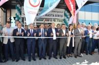 Biga Devlet Hastanesi Törenle Açıldı