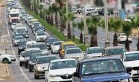 TÜRK HAVA YOLLARı - Bodrum Kırmızı Alarma Geçti, İlçede Adım Atacak Yer Kalmadı
