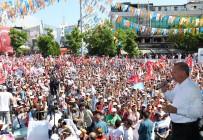 ADALET YÜRÜYÜŞÜ - 'Bundan sonra tutuklu olan da aday olamaz'