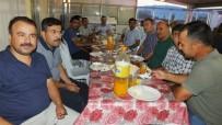 İFTAR YEMEĞİ - Burhaniye'de İlim Yayma Cemiyeti İftarı Sivil Toplum Örgütlerini Buluşturdu