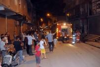 İTFAİYE ARACI - Cizre'de İş Yerinde Korkutan Yangın