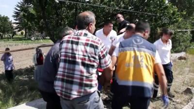 Çubuk'ta Trafik Kazası Açıklaması 4 Yaralı
