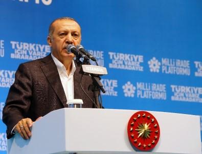 Cumhurbaşkanı Erdoğan Açıklaması 'Suruç'ta Milletvekilimize Yönelik Yapılan Saldırıyı Şiddetle Kınıyorum'