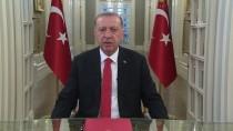 MUHABBET - Cumhurbaşkanı Erdoğan'dan Bayram Mesajı