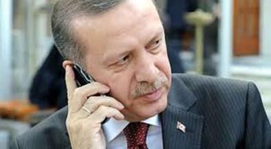 Cumhurbaşkanı Erdoğan, Somalili Mevkidaşı İle Telefonda Görüştü