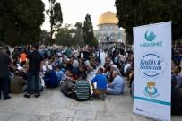 SAHUR - Demirkol Kudüs'teki Müslümanların Yanında Oldu