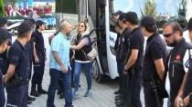 SİLAH TİCARETİ - Denizli'de Şafak Operasyonunda Gözaltına Alınan 11 Kişi Tutuklandı
