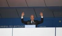 MOSKOVA - Dünya Kupası Heyecanı Başladı