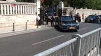KARACAAHMET - Erdoğan anne ve babasının mezarlarını ziyaret etti