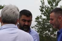 ÜMİT ÖZAT - Eskişehirspor Ümit Özat ile görüştü