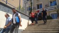 ÇILINGIR - Fatih'te Bavuldan Çıkan Cesetle İlgili 2 Şüpheli Tutuklandı