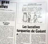 FRANSA CUMHURBAŞKANI - Fransız Gazetesinden Cem Uzan İddiası