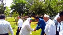 ALATOSUN - Gezer, Karacadağ'a Bağlı 7 Köyü Ziyaret Etti