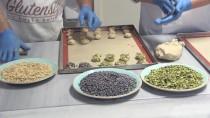 BEĞENDIK - 'Glütensiz Kafe'de Bayram Telaşı