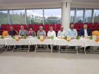 Gördes'te Şehit Aileleri Ve Gazilere İftar Yemeği