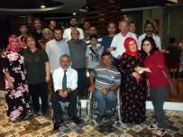 11 AYıN SULTANı - Görme Engelliler İftarda Buluştu