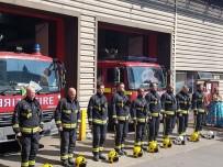 İTFAİYE ARACI - Grenfell Tower Yangını Kurbanları Anıldı