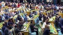 ORANTISIZ GÜÇ - GÜNCELLEME - Filistinliler İçin Koruma Talebi BM Genel Kurulu'nda Kabul Edildi