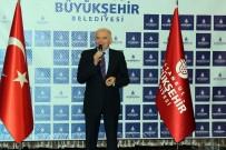 İTFAİYECİLER - İBB Başkanı Mevlüt Uysal Mesai Arkadaşlarıyla Bayramlaştı