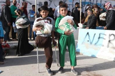 İHH Ramazan Ayında Suriye Halkını Yalnız Bırakmadı