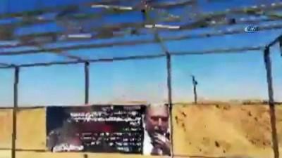 İsrail Gazze'ye Hava Saldırısı Düzenledi