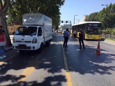 İstanbul'da 154 Noktada 'Huzur Arefe Uygulaması' Gerçekleştirildi