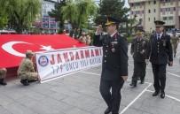 ATATÜRK ANITI - Jandarma Teşkilatının 179. Yıldönümü