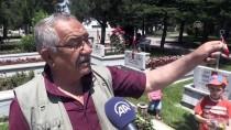 AHMET YıLMAZ - Kayseri'de Bayram Öncesi Şehitlik Ziyareti