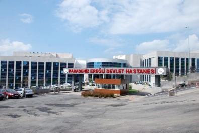 Kdz. Ereğli Devlet Hastanesi'nde 4 Doktor Daha Göreve Başladı