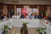 BÜLENT ECEVİT ÜNİVERSİTESİ - Kdz Ereğli TSO Yönetimi İftarda Protokolle Buluştu