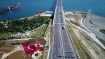 İZMİT KÖRFEZİ - 'Körfez'in İncisi' 12,5 Milyon Aracı Taşıdı