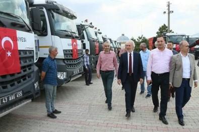 Kütahya Belediyesi'nden Araç Filosuna 27 Milyon TL'lik Yatırım