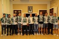 ŞÜKRÜ SÖZEN - Manavgat Belediyespor BAL Ligi'ne İddialı Giriyor
