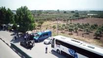 TRAFİK IŞIĞI - Manisa'da Trafikte Bayram Yoğunluğu