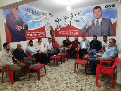 Mardin Bağımsız Milletvekili Adayı Mahmut Aktaş Açıklaması 'Kentin Sorunlarını Projelerle Çözeceğiz'