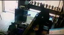GRAM ALTIN - Mersin'deki Kuyumcu Soygunu Güvenlik Kamerasında