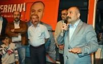 İFTAR YEMEĞİ - MHP'li Usta Açıklaması 'Cumhur İttifakı'nı Seçimlere Yönelik Bir İttifak Olarak Görmemek Lazım'