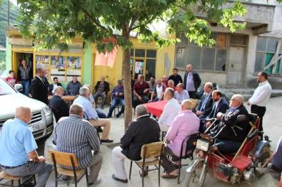 Milletvekili Kırcalı'ya Hemşehrilerinden Yoğun İlgi