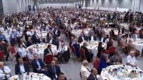 BILAL ERDOĞAN - Milli İrade Platformu STK İftarı