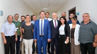 Müdür Bilge'den Sağlık Çalışanlarına Bayram Ziyareti