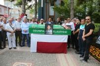 KAZıM KURT - Odunpazarı Belediye Başkan Yardımcısı Çokar Son Yolculuğuna Uğurlandı