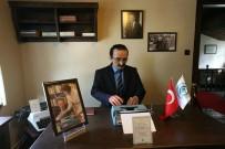 TAYFUN TALIPOĞLU - Odunpazarı Belediyesi Galerileri Bayramda Ziyaret Edilebilecek